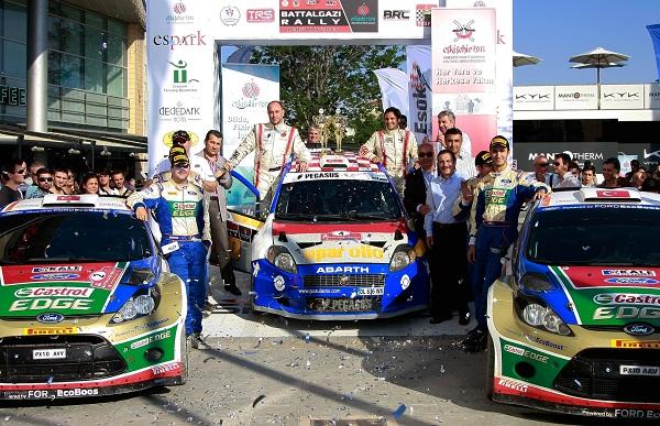 2013eskisehir_podyum_otomobiltutkunu_Eskişehir Rallisi_Battalgazi Rally_Historic Rally_Tosfed_Türkiye Otomobil Sporları Federasyonu