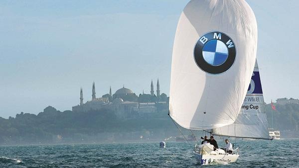 BMW  BOSPHORUS SAILING FEST_otomobiltutkunu_BMW Sailing Cup International_Borusan Otomotiv