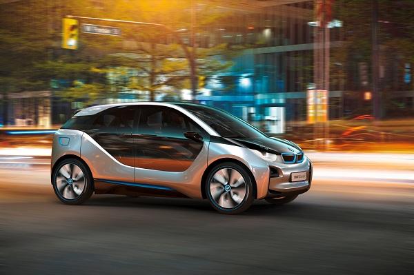 BMW i3 Concept otomobiltutkunu borusan otomotiv