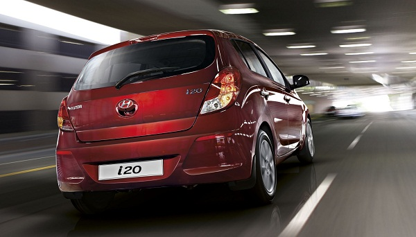 Hyundai Yeni i20Test_i20 Test_Hyundai i20 Test_otomobiltutkunu