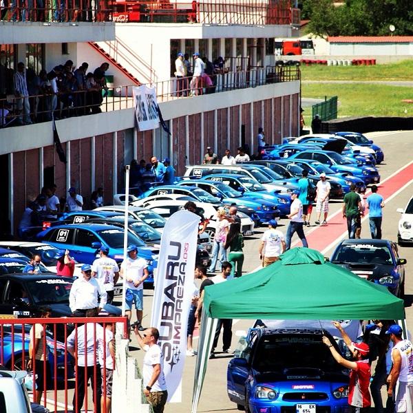 Subaru impreza Test_Subaru Track Day_otomobiltutkunu