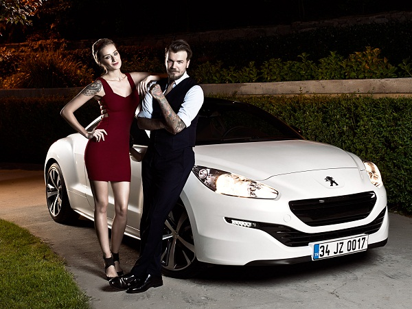 Yeni RCZ_Yeni RCZ Test_Yeni RCZ Kampanya_Yeni RCZ Haber_Peugeot Türkiye_Didem Soydan_Umut Eker_otomobiltutkunu