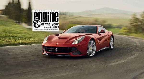 Ferrari F12berlinetta_Ferrari Motor_otomobiltutkunu_A&B İletişim_Ferrari F12 Yılın Motoru Ödülü_Ferrari 2013_Engine Of The Year
