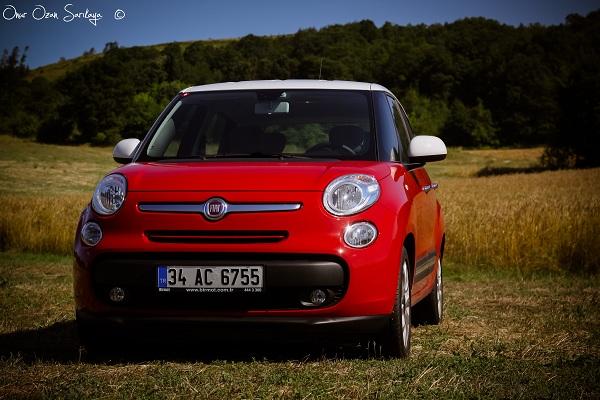 Fiat 500L Test_Fiat 500L_otomobiltutkunu_Yeni Fiat 500L_Fiat 500L Lansman_Rockstar_crossover