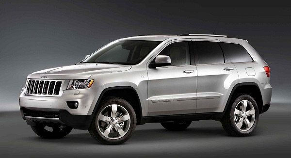 Jeep Grand Cherokee Overland (Outside North America)