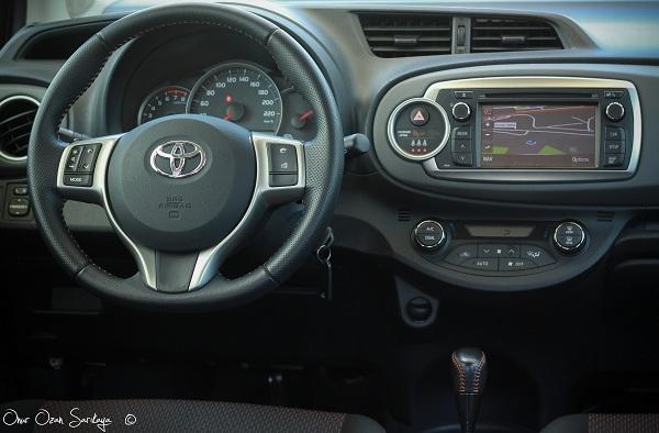 Toyota Yaris Test_otomobiltutkunu_Yaris Test_Toyota Yaris CVT_Fotoğraf