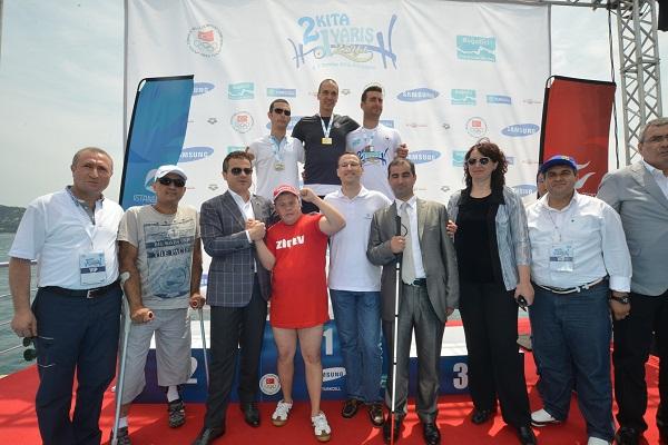 Engelsiz bir yaşam_Peugeot Genel Müdürü Marc Bergeretti_otomobiltutkunu_Peugeot Türkiye_2kıta1yarış_Engelli Yüzücüler Sponsoru_Peugeot