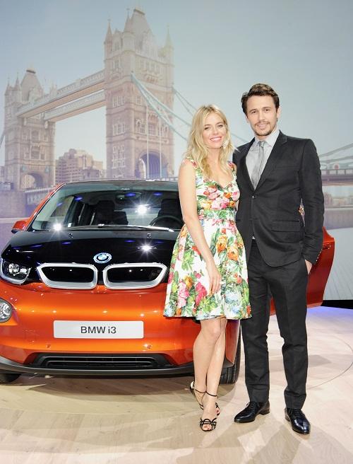 The BMW i3 Global Reveal Event BMW i3 ELECTRIC otomobiltutkunu