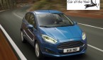 New Ford Fiesta Wins Women's World Car of the Year