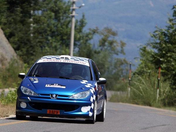 Peugeot 206 Rally Car_Türkiye Tırmanma Şampiyonası_Kocaeli Otomobil Sporları Kulübü_TOSFED_otomobiltutkunu_Peugeot 206 RC_Tansel Karasu_Kartepe