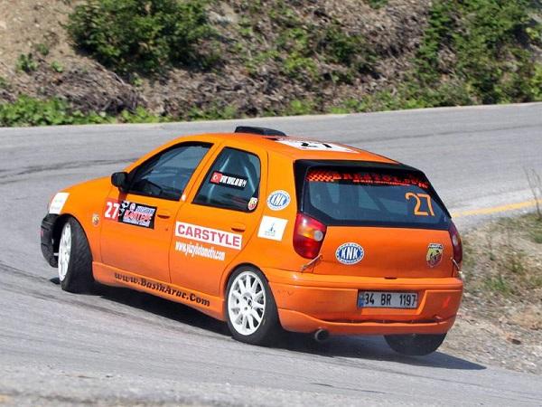 Ufuk Yavuz_Kartepe_Türkiye Tırmanma Şampiyonası_TOSFED_Kocaeli Otomobil Sporları Kulübü_otomobiltutkunu_Fiat Palio Rally Car_KitCar