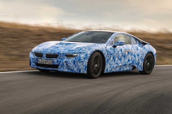 BMW i8_BMW i8 Test_BMW i8 Haber_Borusan Otomotiv_otomobiltutkunu