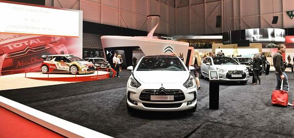 Citroen Genel Stant_Frankfurt Auto Show 2013_otomobiltutkunu