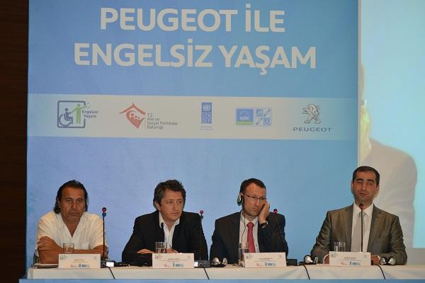 Peugeot ile Engelsiz Yaşam_Peugeot Türkiye Genel Müdürü Marc Bergeretti_otomobiltutkunu