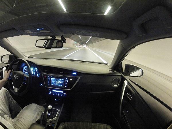 toyota auris 1.6 premium multidrive s test   otomobiltutkunu