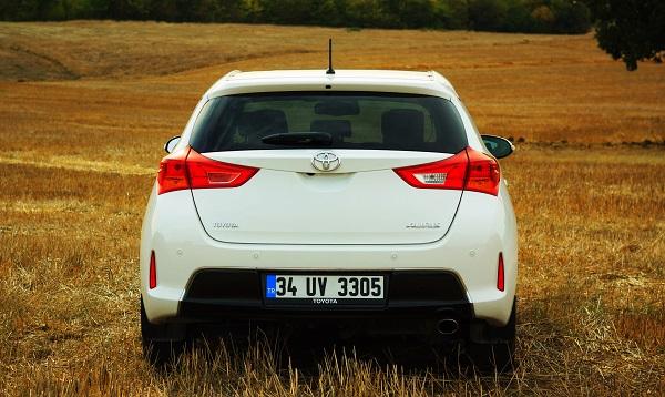 Toyota Auris Test_Toyota Auris 1.6 Valvematic Multidrive S_Yeni Auris Test_Dizel Otomatik_otomobiltutkunu_Auris Premium_test sürüşü_Auris yakıt tüketimi_Auris Photo_Auris Image_Auris Pictures_Auris Sale_Toyota Sales