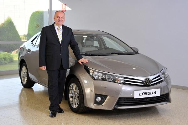 Toyota Otomotiv Sanayi Türkiye A.Ş. Genel Müdürü CEO Orhan Özer_otomobiltutkunu