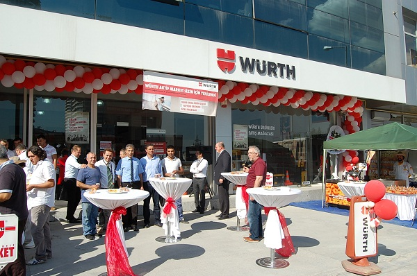 Würth Aktif Marketler_otomobiltutkunu
