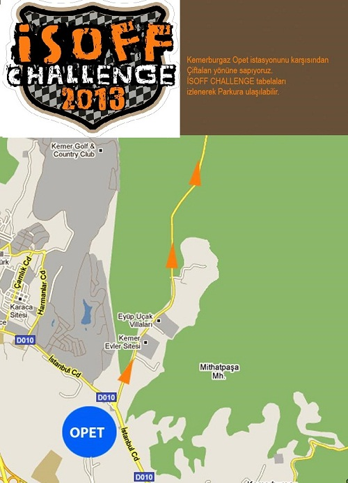 2013 İSOFF CHALLENGE_otomobiltutkunu