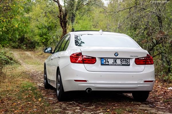 BMW 320i Test_otomobiltutkunu_BMW 320i ED Test_BMW 320 Test