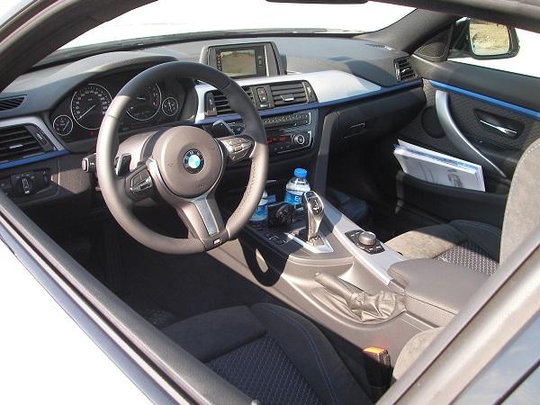BMW 4 Test_otomobiltutkunu_Yeni 4 Serisi_ BMW 4 Coupe Test_Borusan Otomotiv