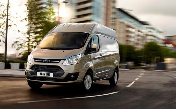 New Ford Transit Custom High Roof Van