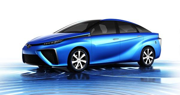 FCV_Toyota FCV_otomobiltutkunu