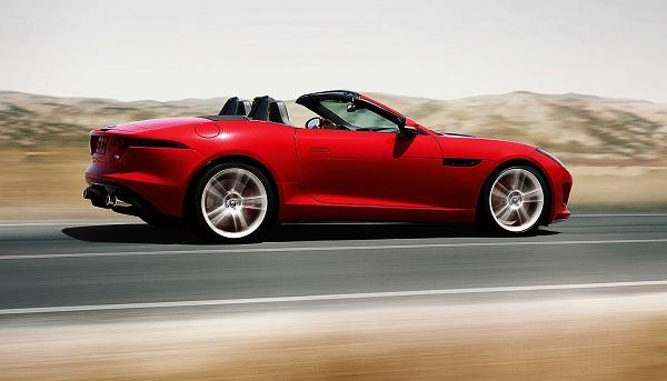 Jaguar F Type _otomobiltutkunu