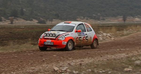 Hakan_Ucucu_Hitit Rallisi_Ford Ka Rally Car_Tosfed_Türkiye Otomobil Sporları Federasyonu_otomobiltutkunu