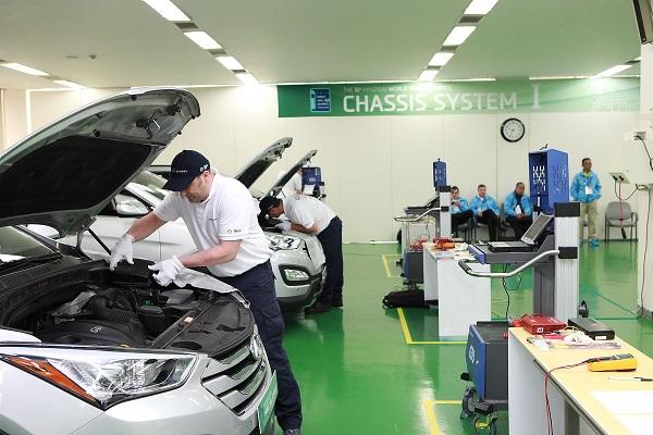 Hyundai Dünya Teknisyenler Olimpiyatı_otomobiltutkunu