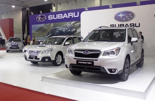 SUBARU STAND_Subaru Bursa Otoshow_otomobiltutkunu_Subaru Modelleri_Subaru Türkiye_Zarakol_Subaru 2013