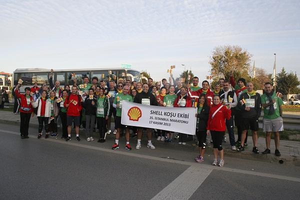 Shell Istanbul Maratonu_otomobiltutkunu