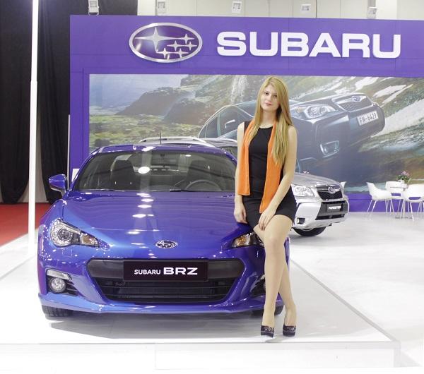 Subaru BRZ Test_otomobiltutkunu_Bursa Otoshow 2013