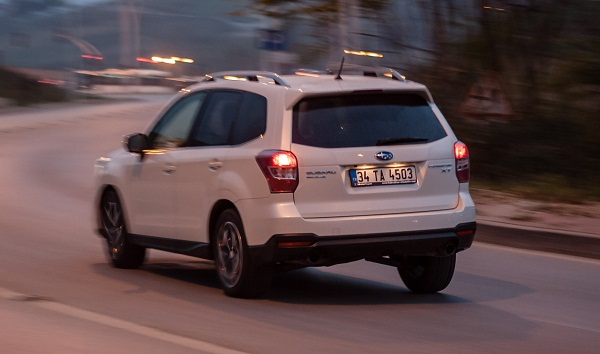 Subaru Forester Test_otomobiltutkunu