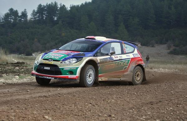 Yagiz_Avci_Castrol Ford Team Türkiye_Fiesta S2000_Hitit Rallisi_otomobiltutkunu