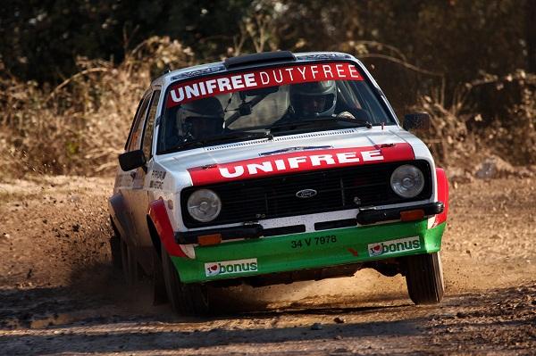 Ford Escort MK2_Engin Kap_Parkur Racing_Türkiye Historic Rally_otomobiltutkunu