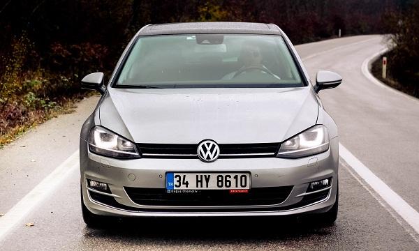Golf Test_Golf ACT Test_Volkswagen GOLF ACT 1.4 TSI 140 Hp DSG Highline_otomobiltutkunu
