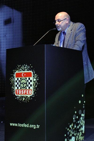 TOSFED_Baskani-MetinCeker_otomobiltutkunu_Türkiye Otomobil Sporları Federasyonu