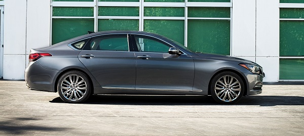 Hyundai Genesis_Hyundai_New Genesis Test_Otomobiltutkunu