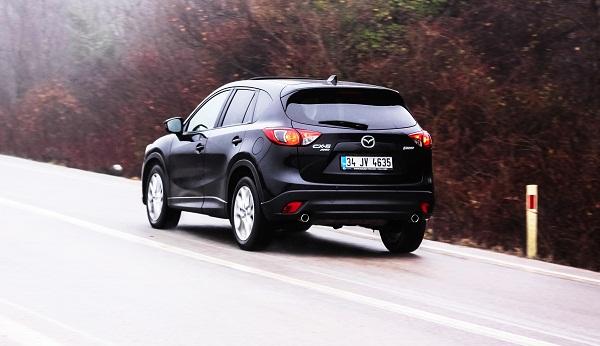 Mazda CX-5 Test_CX-5 Test_otomobiltutkunu