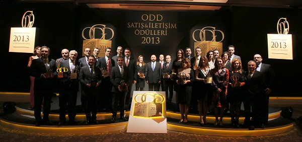 Otomotiv Distribütörleri Derneği_ODD_ODD Satış ve İletişim Ödülleri 2013 Gladyatörleri_Otomobiltutkunu