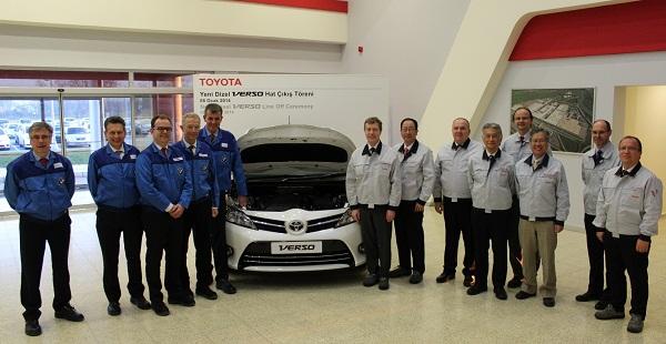 Toyota Verso_Toyota ve BMW_Toyota Motor Europe_ Verso 1.6 D-4D_Otomobiltutkunu_Dizel Verso_Toyota Otomotiv Sanayi Türkiye A.Ş