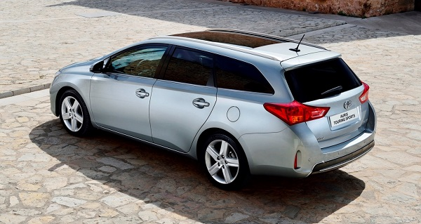Yeni Auris Touring Sports_Toyota Auris Touring Sports_Otomobiltutkunu