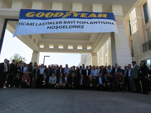 Goodyear Türkiye Ticari Lastikler Direktörü Mahmut Sarıoğlu_Good Year Otomobiltutkunu