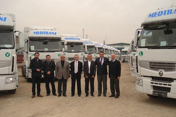 Mersinler_Teslimat_Renault Trucks_Renault Trucks Satış Direktörü Tolga Küçükyumuk_Renult Trucks Otomobiltutkunu