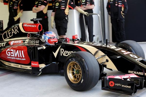 Pirelli_Grosjean_Bahreyn Grand Prix_Pirelli Otomobiltutkunu