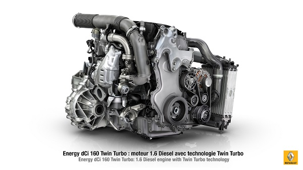 Renault Energy dCi 160 Twin Turbo_çift turbo_Renault 1.6 dizel_Renault Otomobiltutkunu
