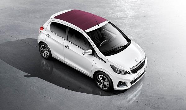 Yeni PEUGEOT 108 Test_Peugeot 108 Photo_Peugeot 108 Pictures_Peugeot Otomobiltutkunu_108 Peugeot_New 108