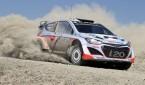 Hyundai i20 WRC_Hyundai WRC_Hyundai Motorsport_Meksika Rallisi_Otomobiltutkunu_Thierry Neuville