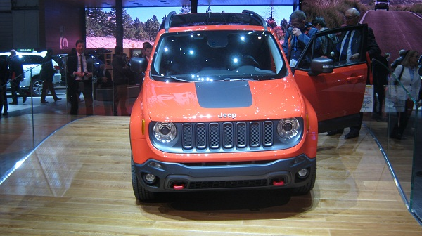 Jeep Renegade Geneva_Jeep Otomobiltutkunu